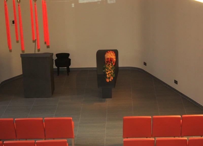 Aula - Van Hove Begrafenissen
